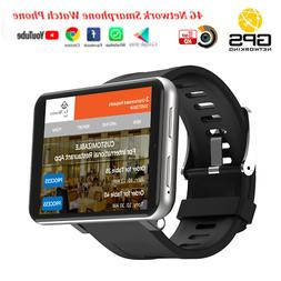 """2.86""""inch 4G Smart Watch 3GB+32GB Phone Call Android 7.1 5MP"""