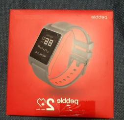 PEBBLE 2 HEART RATE SMART WATCH WORK WHIT IPHONE OR ANDROID