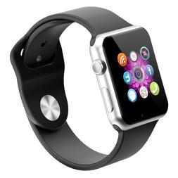2019 Bluetooth Smart Watch +Camera Text Call Mic for iPhone