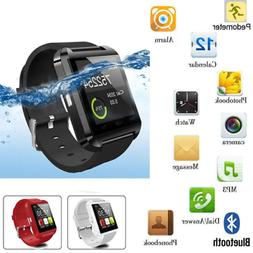 2018 Bluetooth Smart Watch Phone Mate Wristwatches For Samsu