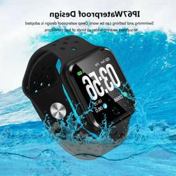 2019 New S226 smart watches watch IP67 Heart rate Blood pres