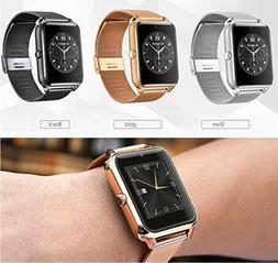 2020 New Smart Watch for Men Women Smartwatch Text Call Touc