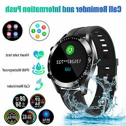 2020 Touch Smart Watch Women Men Heart Rate For iPhone Andro