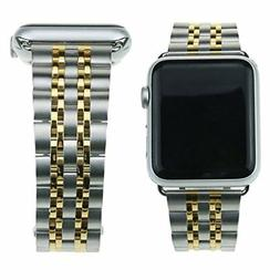 38mm Stainless Steel Accessories Bands for Apple Watch Serie
