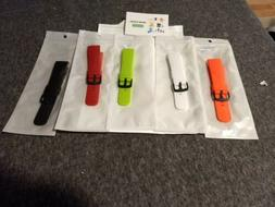 5 Ancool Watch Bands for smart watches. Size Small. Read des