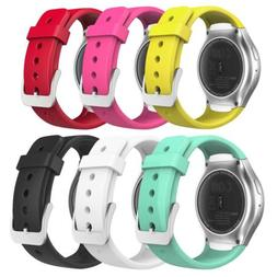 MoKo 6-PACK Soft Silicone Replacement Sport Wrist Band Strap