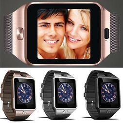 Bluetooth Smart Watch Phone For Samsung Galaxy S8 S7 S6 S5 L