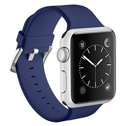 For Apple Watch Band Series 3 Series 2 Series 1 Soft Sports