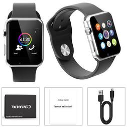 A1 Smart Watch With SIM Card Slot Camera for Android Phone M