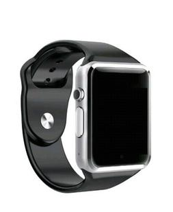 A1 Smart Wrist Watch with Camera Bluetooth GSM Phone For And