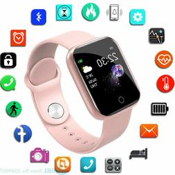 Android IOS Electronics Smart Clock Fitness Tracker Silicone