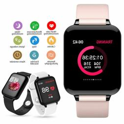 B57 Smart Watch IP67 Waterproof Watch Heart Rate Monitor Spo