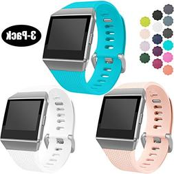 Wepro Bands Compatible with Fitbit Ionic SmartWatch, Watch R
