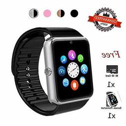 Beaulyn Bluetooth Smart Watch,Touch Screen Sport Wrist Watch