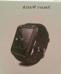 FUTURE WORLD ELECTRONICS BLACK SMART WATCH New in box Great