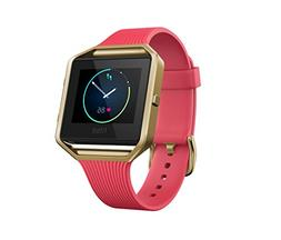 Fitbit Blaze Special Edition, Gold/Pink, Small