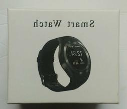 Blue SEPVER Smartwatch Android Compatiable Like New and Chor