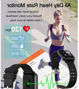 ANCwear Bluetooth Heart Rate and Blood Pressure Waterproof A
