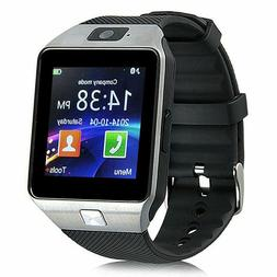 Bluetooth- Smart Phone Watch- Mate Compatible with Android a