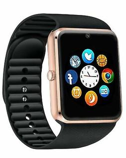 ANCwear Bluetooth Smart Watch Android iOS Support SIM Card S