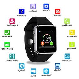 Bluetooth Smart Watch Anti-Lost Smartwatch Touch Screen with