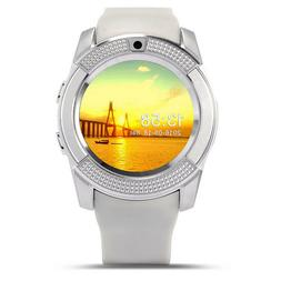 New 2020 Smart Watch For IOS & Android Pedometer Camera Text
