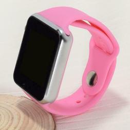 Bluetooth Smart Watch For Kids Adults With Camera Touch Scre