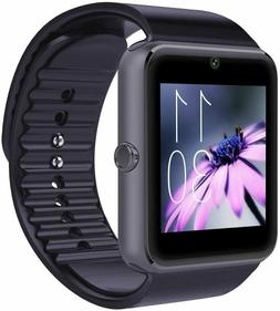 Bluetooth Smart Watch- Partial Compatible for iPhone+Full Co