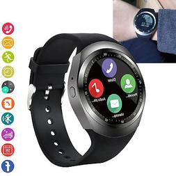Bluetooth Smart Watch Phone For Android Samsung Galaxy S8 S7