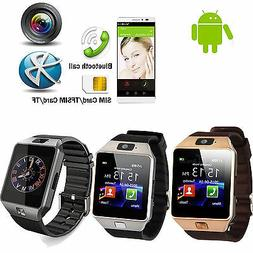 Bluetooth Smart Watch Phone For iOS Android Samsung LG Motor