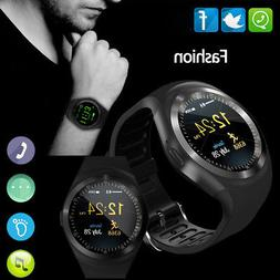Bluetooth Smart Watch Phone for Samsung S9 Plus Note 8 5 LG