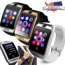 Bluetooth Smart Watch Phone Mate For Samsung Galaxy Note 9 8