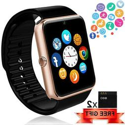 Bluetooth Smart Watch - Smartwatch for Android Phones with S