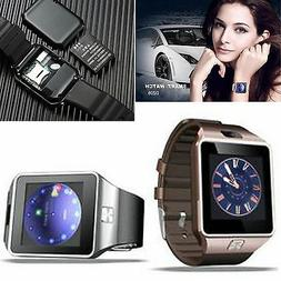 Bluetooth Smart Watch Sports Pedometer For Android Samsung L