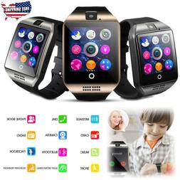 Bluetooth Smart Watch Touch Screen Phone Watch Band Handsfre