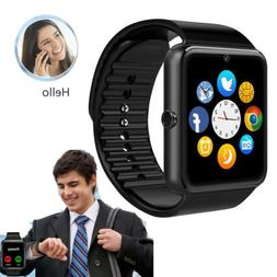 Bluetooth Smart Watch Unlocked Phone for Android Samsung S9+