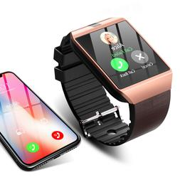 Bluetooth Smart Watch w/Camera Waterproof mate for Samsung A