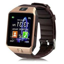 Bluetooth Smart Watch with Camera: Cell Phones & Accessories