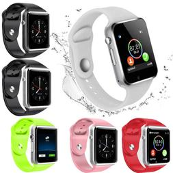 2019 Bluetooth Smart Wrist Watch GSM Phone For Android Samsu