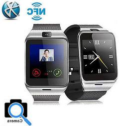Bluetooth Smart Wrist Watch Phone For Android Samsung LG HTC