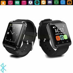 Bluetooth Smart Wrist Watch Phone Mate For Android Samsung L