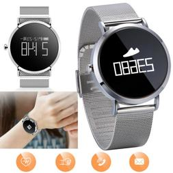 Bluetooth Smart Wrist Watch Phone Mate For IOS Android iPhon