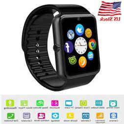 Bluetooth Wrist Smart Watch For Android Samsung Galaxy Note