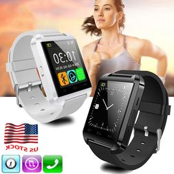 Bluetooth Wrist Smart Watch Phone For Android Samsung Galaxy
