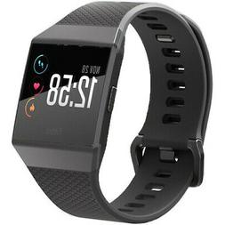 Brand New Fitbit Ionic Smartwatch Charcoal/Smoke Grey
