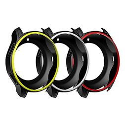 AWINNER Case for Gear S3 Frontier SM-R760, Shock-Proof and S