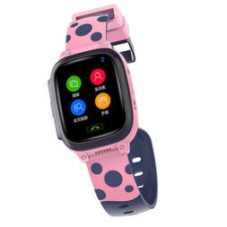 Child Smart Watch Video Call GPS LBS Tracker Phone 4G Wrist