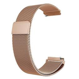 Kartice Compatible with Fossil Gen 4 Q Venture HR Band,18mm