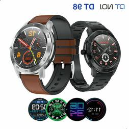 DT98 Smart Watch Pedometer Blood Pressure Waterproof Tracker