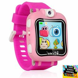 Durable Kids Smartwatch, Electronic Child Smart Watch Video